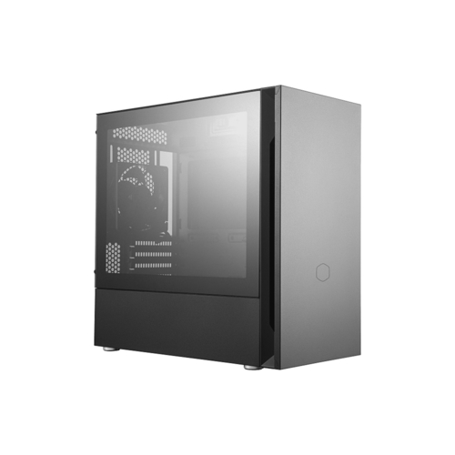 Coolermaster Silencio S400 (Tempered Glass)