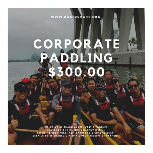 Corporate Paddling - Team Building
