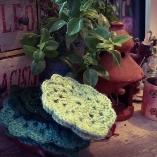 MIdori Coasters
