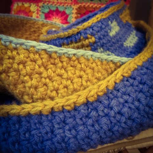 """Blue & Yellow"""