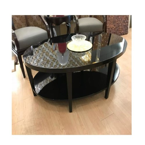 VEGAS OVAL COFFEE TABLE