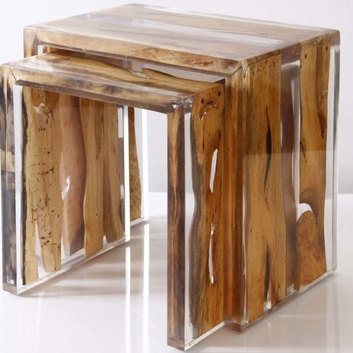 Tamarind Nesting Table Set