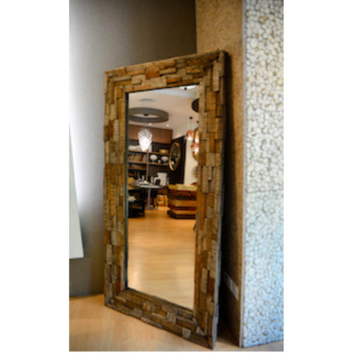 ROSE SLATE FREE STANDING MIRROR