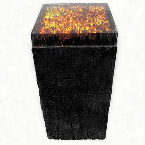 Burning  Lamp Padestal