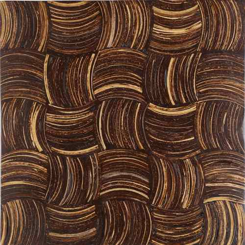 Herrera Mix Palm Wood Semi Polished