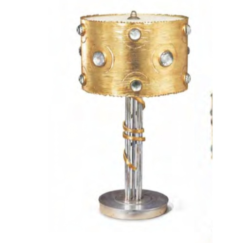 6517/L3 EYES DESIGN TABLE LAMP