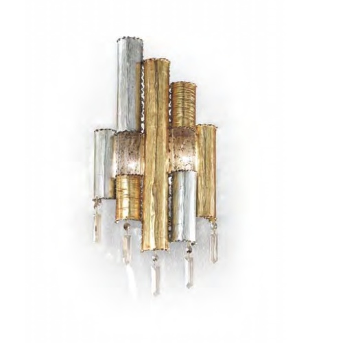6680/A4 CITY DESIGN WALL LAMP