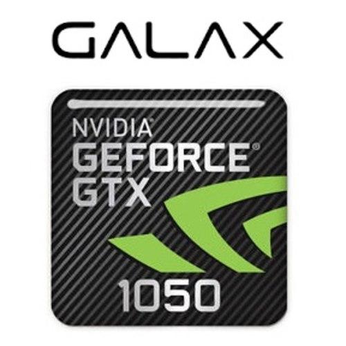 Galax GeForce GTX-1050 Series