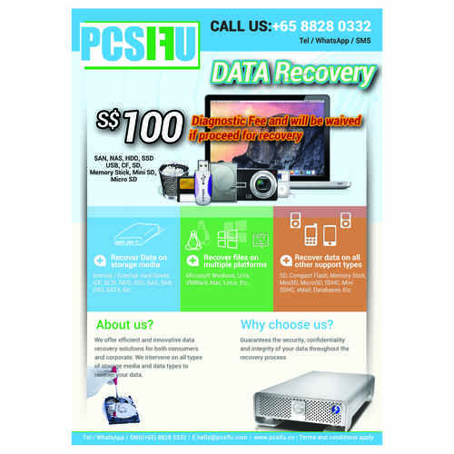 Data Recovery Diagnostics Service