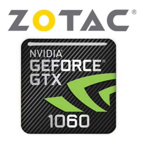 Zotac GeForce GTX 1060 Series
