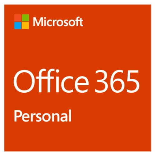 MS Office 365 Personal (1 year subscription) for 1 User English