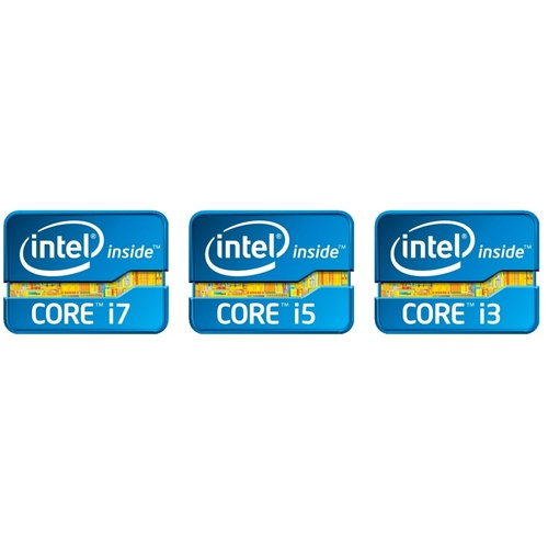 Intel i3, i5 & i7 Mobile Processors (Please refer to list).