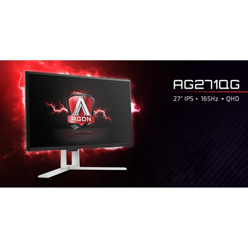 "AOC 27"" IPS Gaming Monitor (Model : AG271QG)"