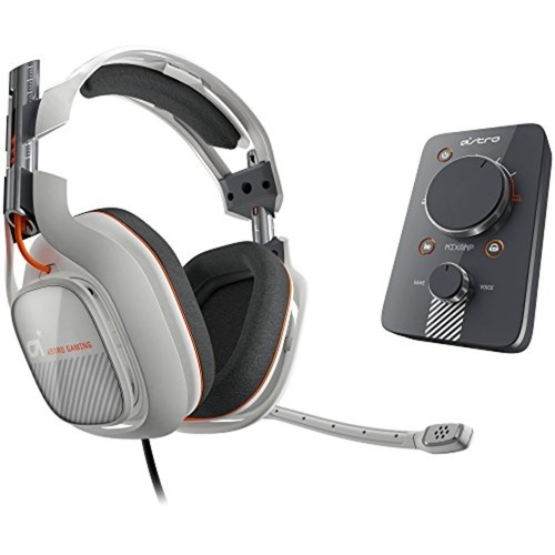 Astro A40 Wired Headset + MixAmp Pro (For PS3, PS4, PC, MAC)