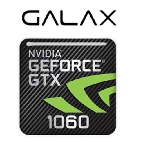 Galax GeForce GTX-1060 Series
