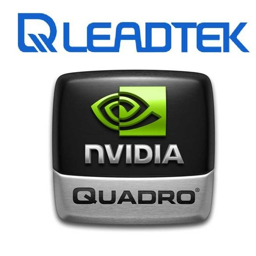 Leadtek nVidia Quadro Series Graphics Card