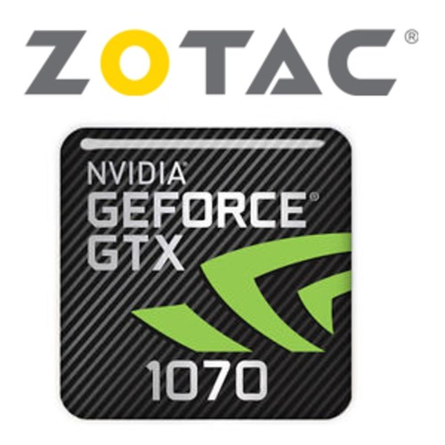 Zotac GeForce GTX 1070 Series