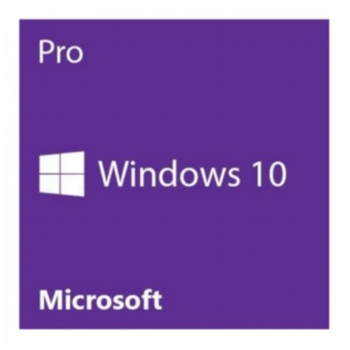 MS Windows 10 Professional OEM DVD Media (32-bit or 64-bit)