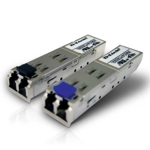 Dlink SFP Mini-GBIC Modules.