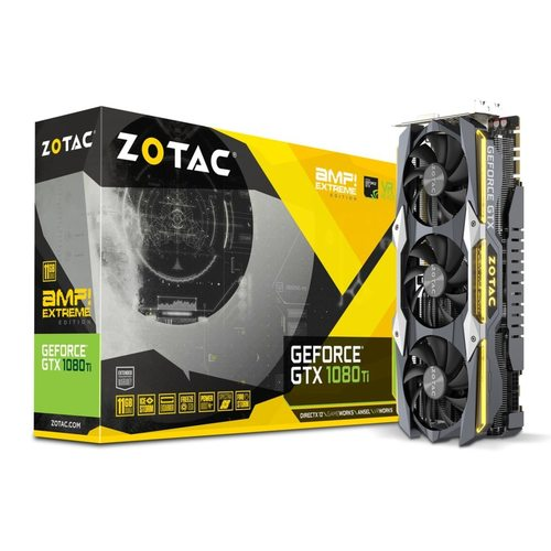 Zotac GeForce GTX 1080 Ti AMP Extreme 11GD5X