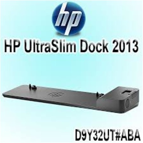 HP UltraSlim Docking Station 2013
