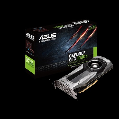 Asus GeForce GTX 1080Ti 11GB G5X Founders Edition