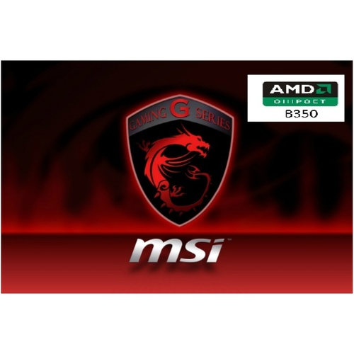MSI B350 Series MainBoard