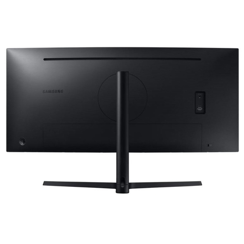 "Samsung 34"" Premium Curved Business Monitor with Perfect Multi-tasking & Viewing Comfort (Model : LC34H890WJEXXS)"