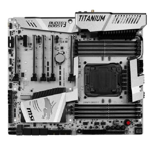 MSI X99A X-POWER Gaming Titanium Mainboard