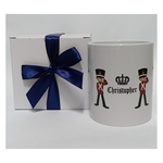 Christmas Tin Soldiers Mug