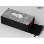 Flower Tissue Box Cover