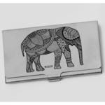 Elephant Visiting Card Holder