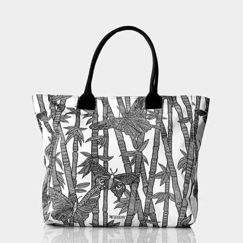 KALAM BUTTERFLY TOTE BAG