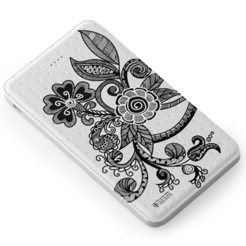 Paisley Portable Charger