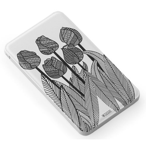 Tulips Portable Charger