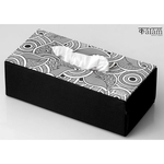 Paisley Mango Tissue Box Cover