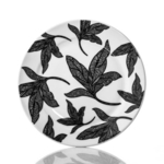 Leaves Nashta Plate