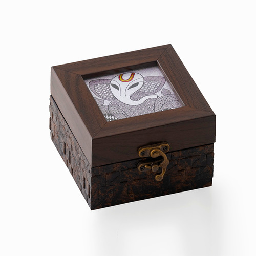 Kalam Storage Box - Ganesha