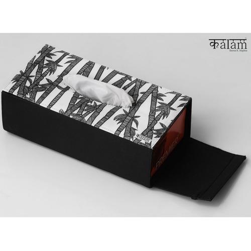 Bamboo Tissue Box Cover