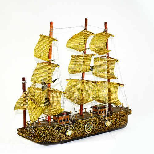 Golden Prosperity Ship