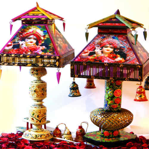 Krishna Vrindavan Lamp