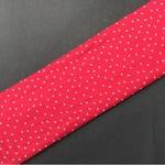 Red Soft cotton Booti Print Fabric