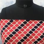 Rayon Multi Color Fabric