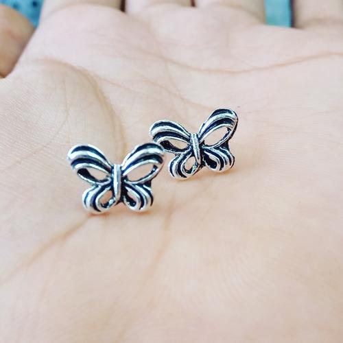 butterfly stud 🦋