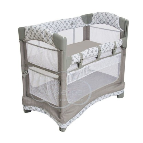 ARM'S REACH MINI EZEE 3 IN 1 CO-SLEEPER - ACANTHUS