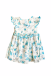 Baby Girl Blue Cotton Dress