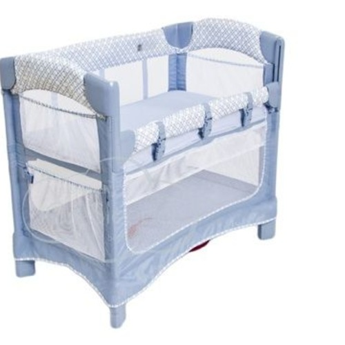 ARM'S REACH MINI EZEE 3 IN 1 CO-SLEEPER - PERIWINKLE