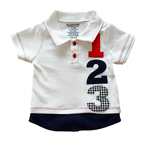 Baby boy T-shirt & shorts set