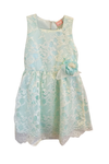 Mint Lace Dress