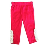 Baby girl 3 piece legging set